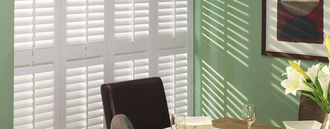 Office Plantation Shutters